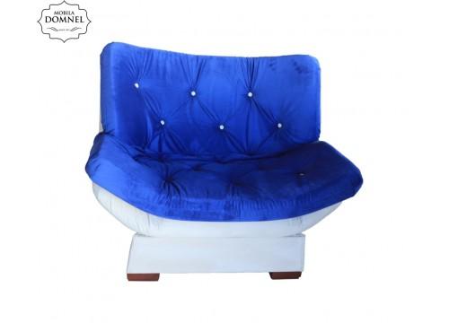 Set Zara bej/albastru inchis