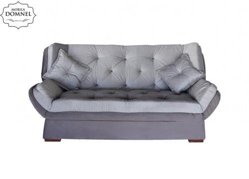 Canapea Extensibila 3 locuri Zara gri